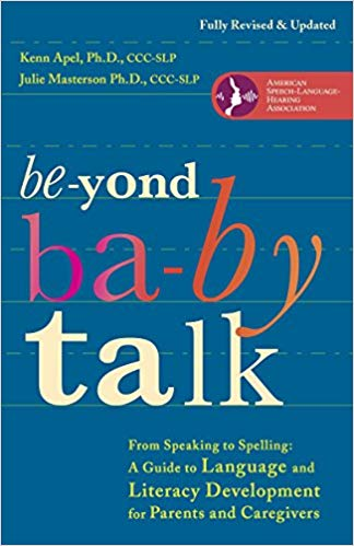 A MUST READ for parents everywhere who want to improve their toddler's speech and vocabulary.