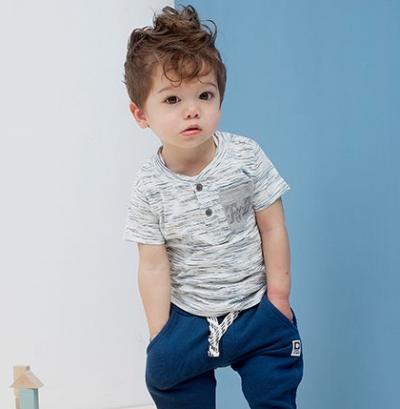 Cute hair cut for curly hair toddlers