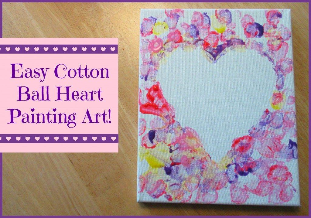Toddler Craft- Valentine's Day
